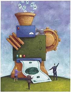 La industria del conocimiento en España