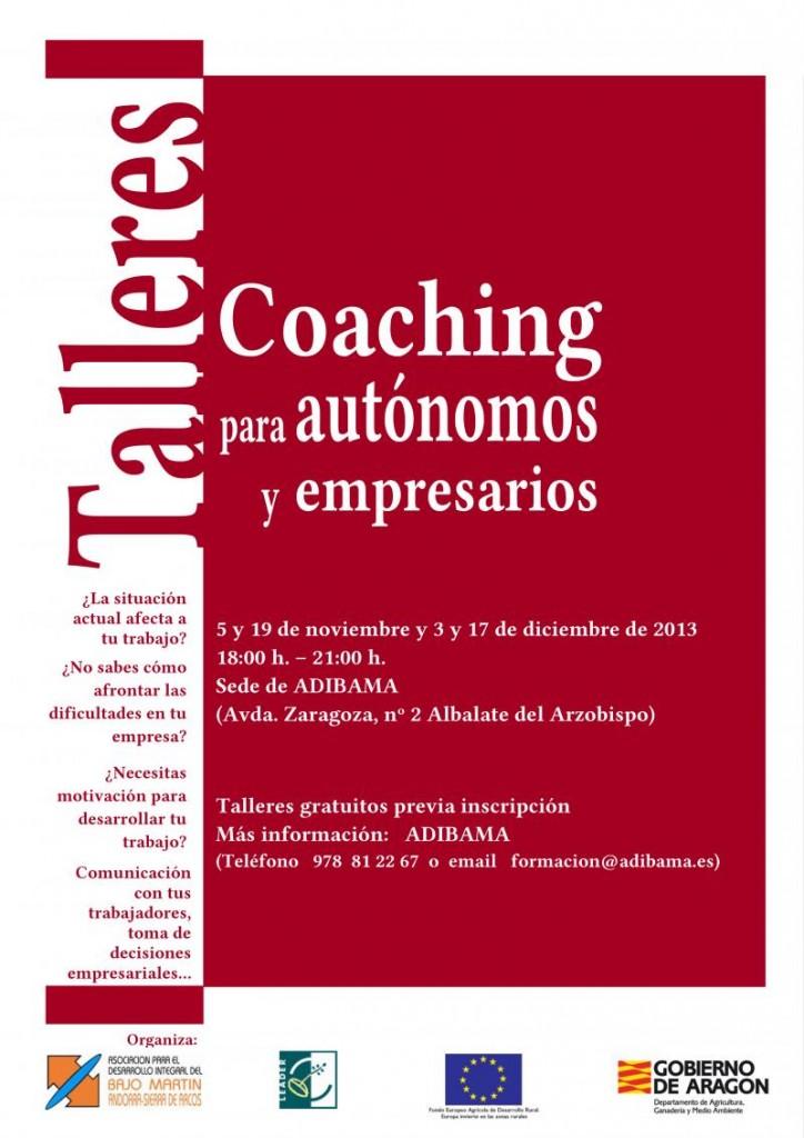 COACHING EN GRUPO PARA PYMES Y AUTONOMOS