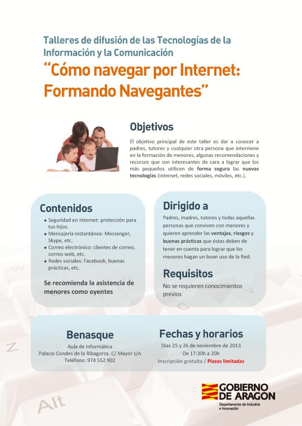 Cómo Navegar por Internet: Formando Navegantes
